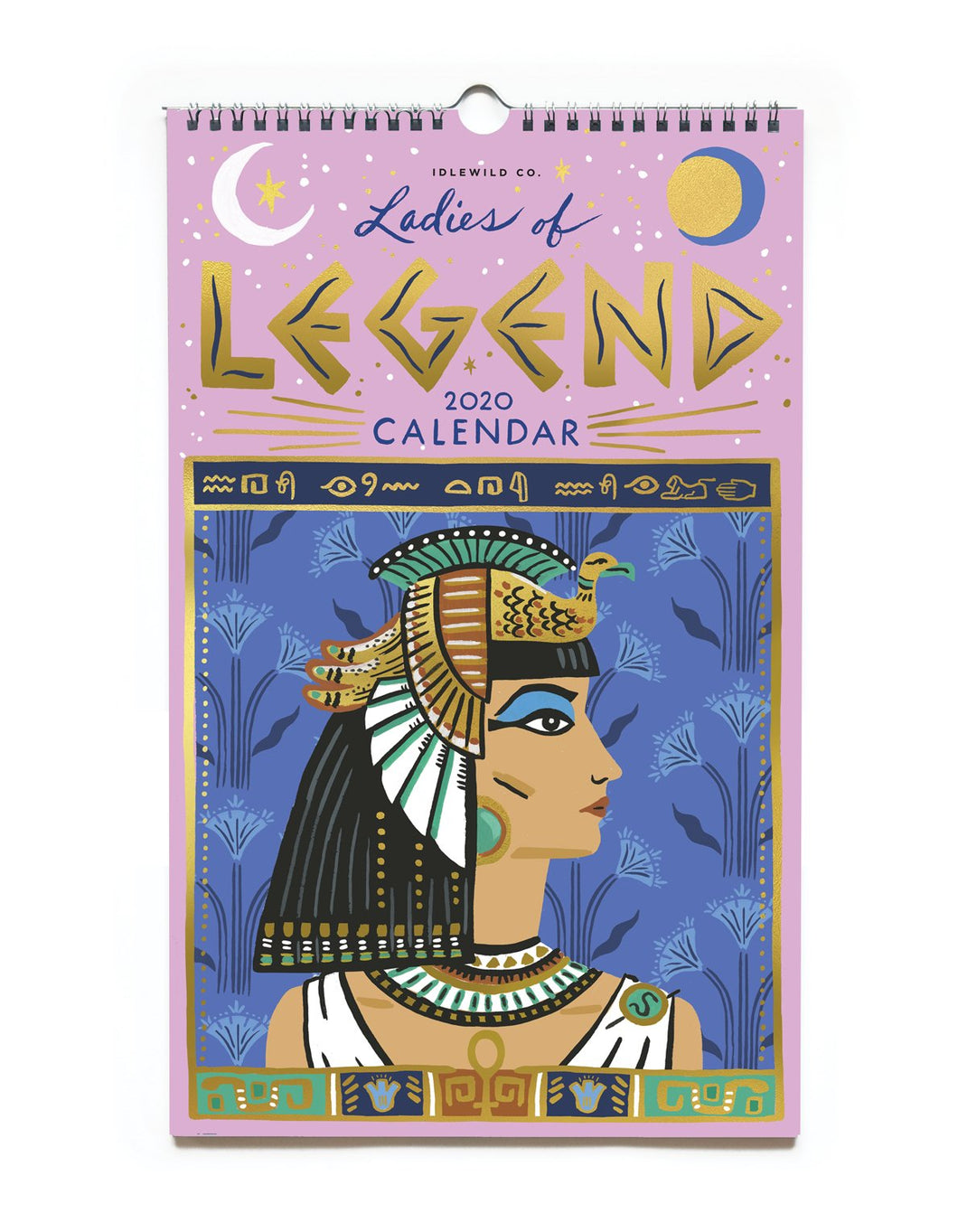 Idlewild Co. Ladies Of Legend 2020 Wall Calendar