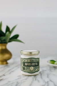 Rewined Margarita Candle