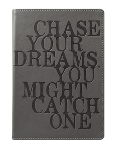 Eccolo Chase Your Dreams Journal
