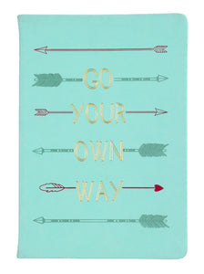 Eccolo Go Your Own Way Journal
