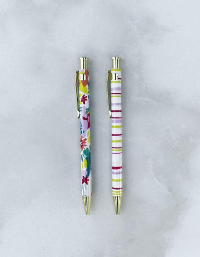 Orchid Island Pen Set - Petals and Postings
