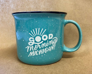Midwest Supply Co. Good Morning Michigan Mug