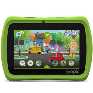 LeapFrog Epic - Green - USED