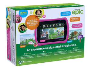 LeapFrog Epic - Pink - USED