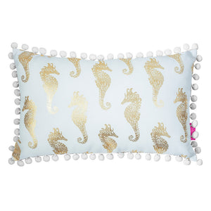 Lilly Pulitzer Medium Horsin Around Pillow - Petals and Postings