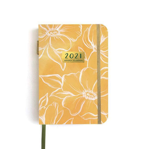 1Canoe2 Golden Poppy Planner 2021