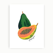 Load image into Gallery viewer, Fruits Gallery Wall Prints - Petals and Postings