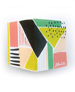 Tropicana Sticky Note Cube - Petals and Postings