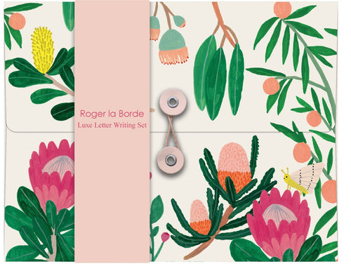 Roger la Borde King Protea Letter Set