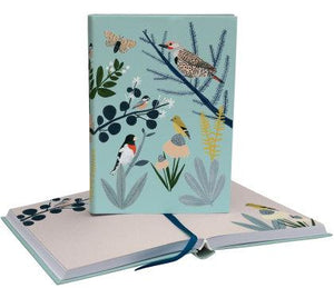 Roger la Borde Bird Softback Journal