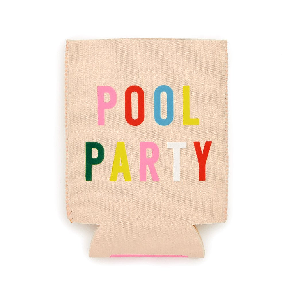 Pool Party Drink Hugger - Petals and Postings