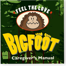 Load image into Gallery viewer, Peter Pauper Press Bigfoot Rescue Kit Kit
