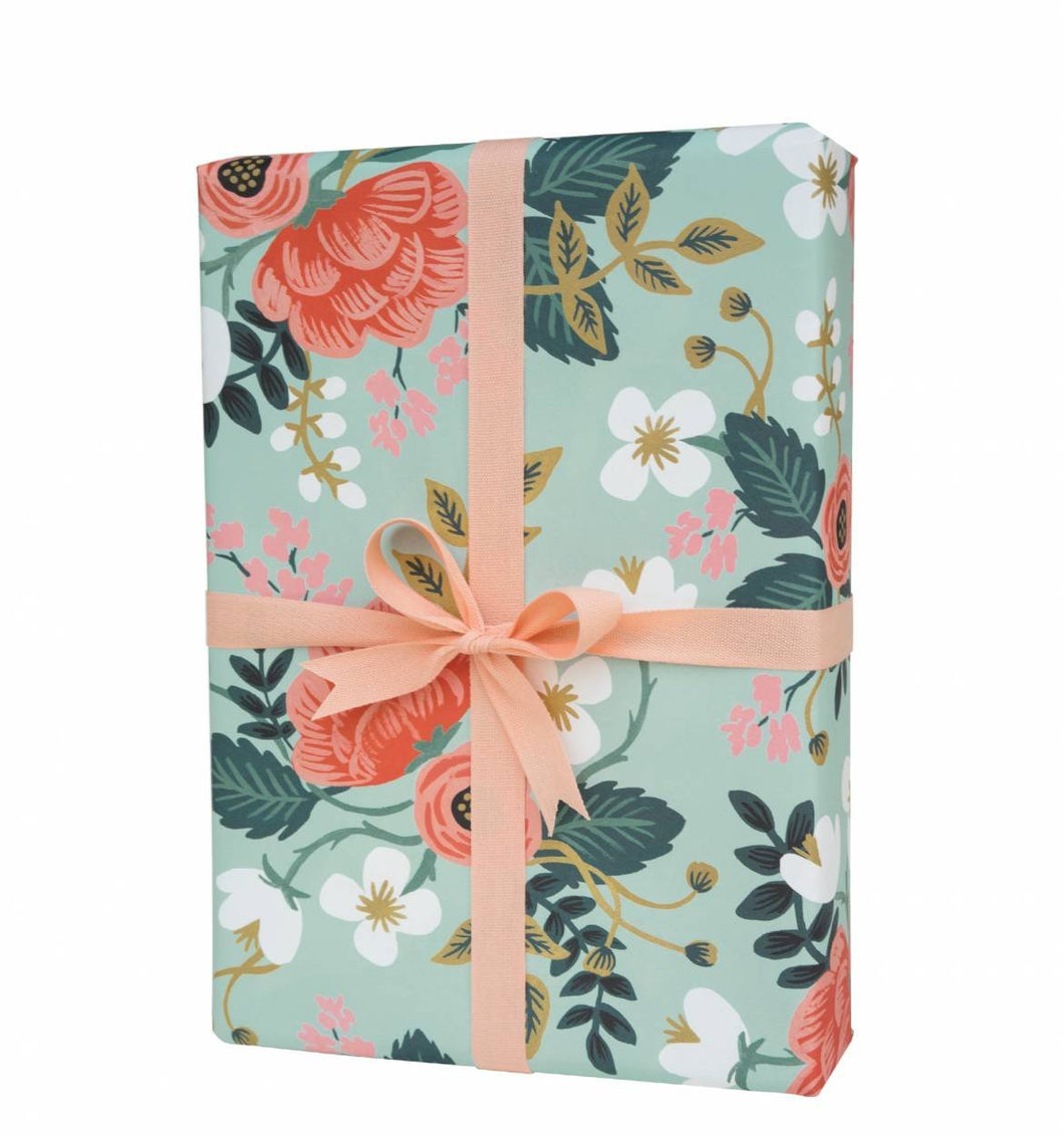 Rifle Paper Co. Birch Gift Wrap - Petals and Postings