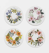 Load image into Gallery viewer, Rifle Paper Co. Herb Garden Coaster Set