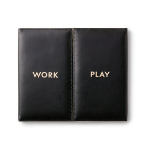 Kate Spade Work & Play Desktop Weekly Calendar And Folio