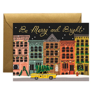 Rifle Paper Co. City Holiday Box Card Set