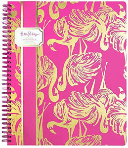 Lilly Pulitzer Gimme Some Leg Notebook