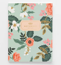 Load image into Gallery viewer, Rifle Paper Co. Birch Everyday Notebook Set - Petals and Postings