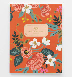Rifle Paper Co. Birch Everyday Notebook Set - Petals and Postings