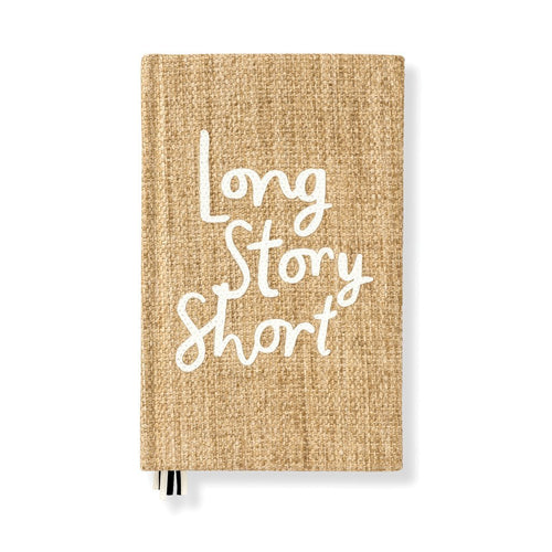 Kate Spade Long Story Short Wise To the Word Journal