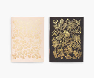Rifle Paper Co. Pocket Notebooks - Foliage