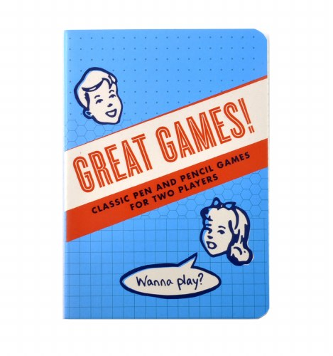 The Unemployed Philosopher's Guild Great Games! Notebook