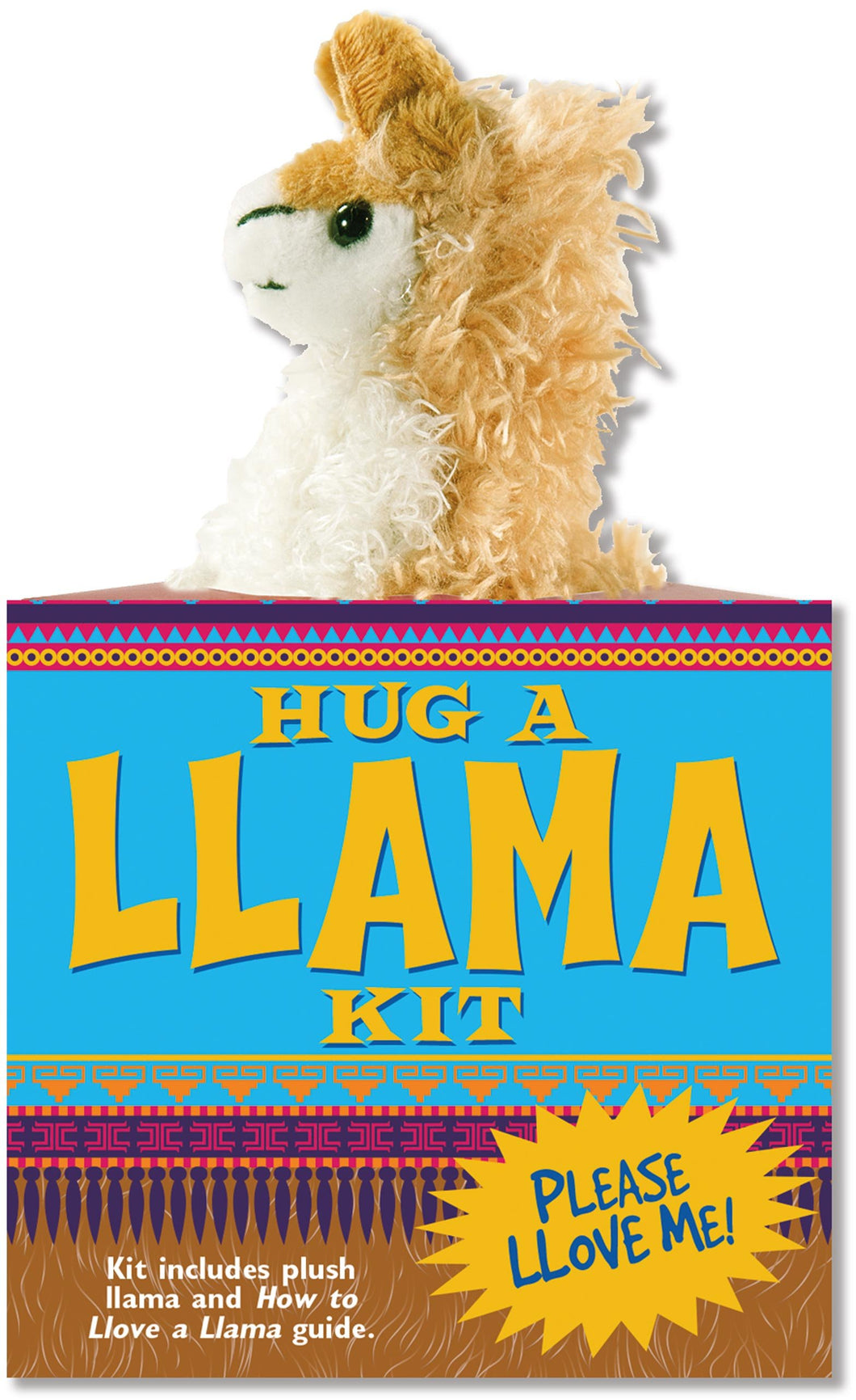 Peter Pauper Press Hug a Llama Kit