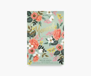 Rifle Paper Co. Monarch Writing Pad