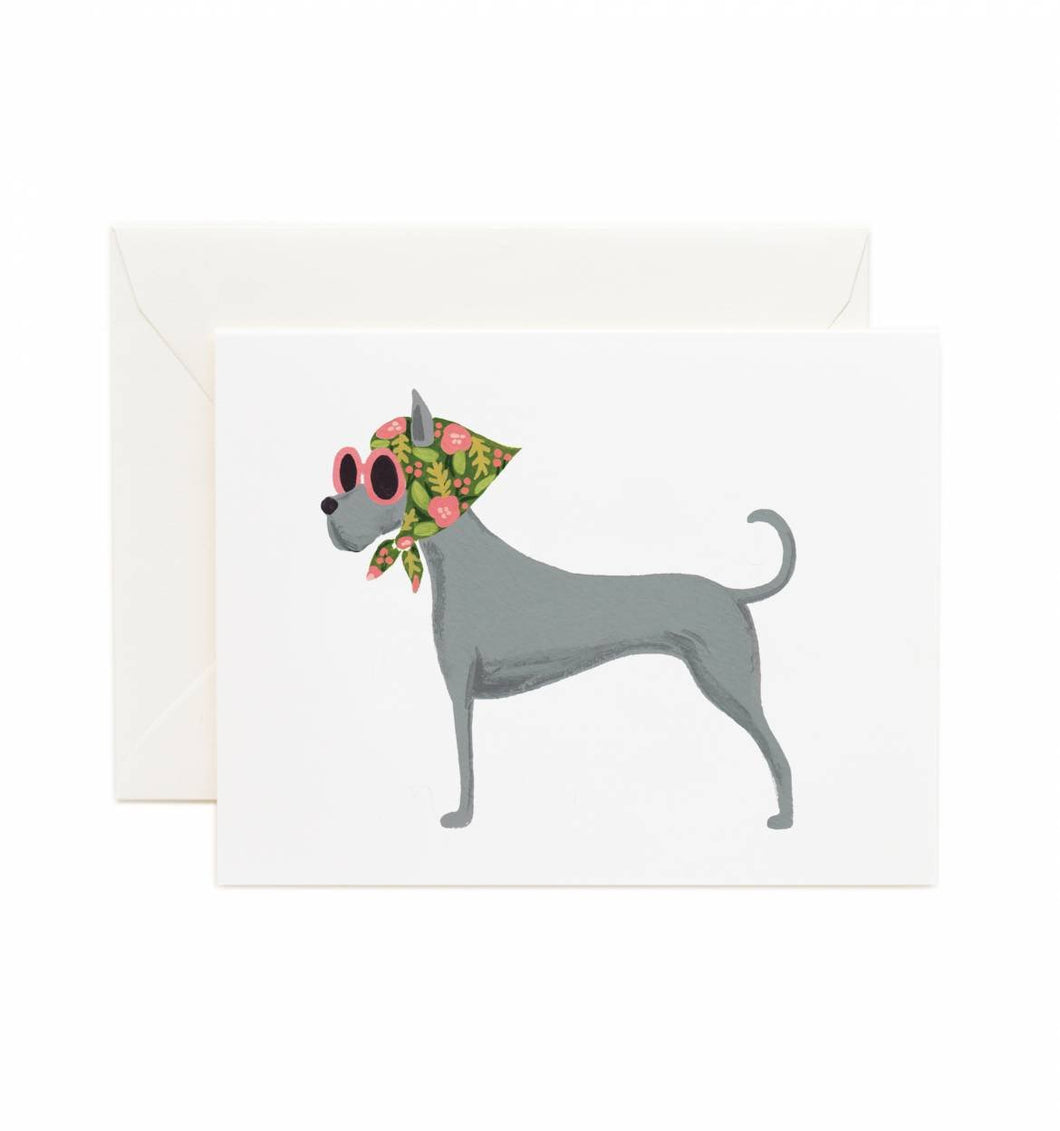 Rifle Paper Co. Great Dane Note Cards