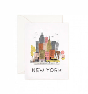 Rifle Paper Co. New York Greeting Card