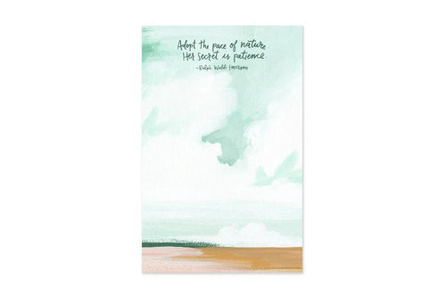 One Canoe Two - Rodanthe Notepad