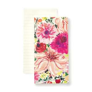 Kate Spade Dahlia Lined Notepad - Petals and Postings