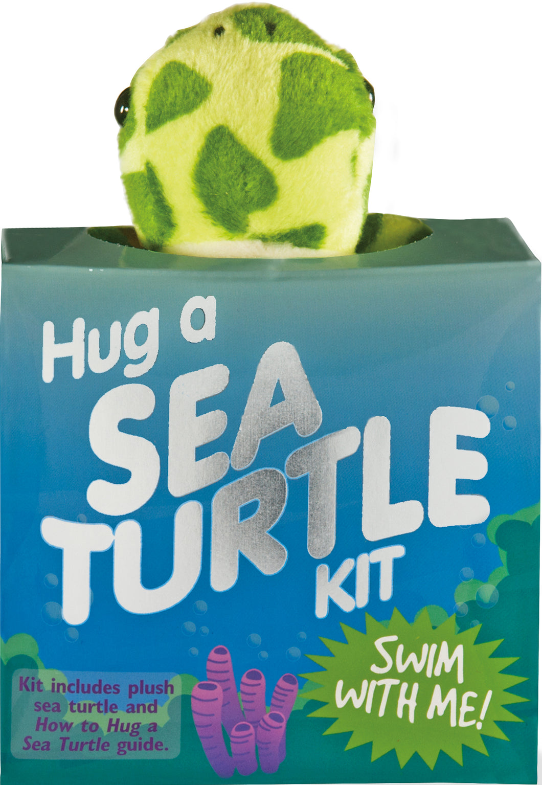 Peter Pauper Press Hug a Sea Turtle Kit