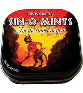 Unemployed Philosophers Guild Sin-O-Mints