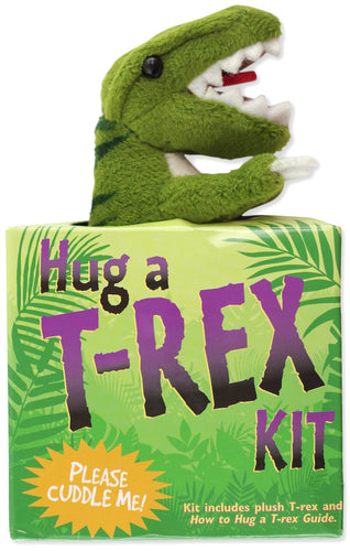 Peter Pauper Press Hug a T-Rex Kit