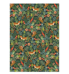 Jungle Giftwrap - Petals and Postings