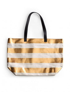 Rosanna-Patio Party Beach Bag - Petals and Postings