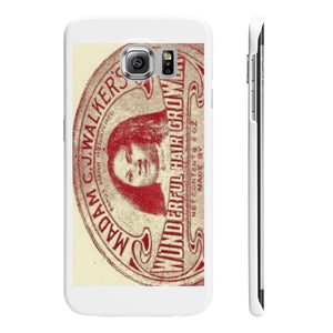 $elfMade -Wpaps Slim Phone Cases White