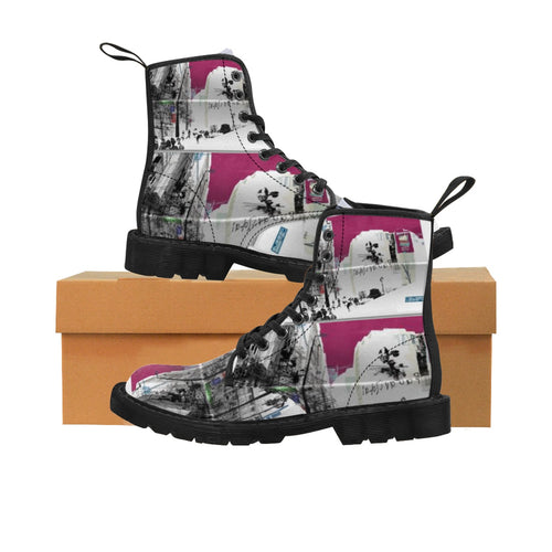 (NDC)Next -Women's Canvas Boots
