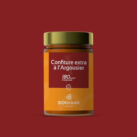 Confiture Argousier BIO
