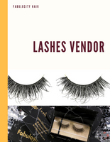 Lashes Vendor