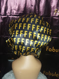 Fabulosity branded Logo Bonnet