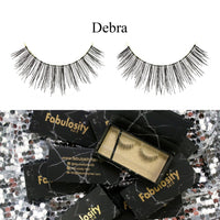 Debra Human Hair Lashes
