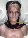 Cornrow Wig full lace (Tasha)