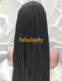 Cornrow frontal wig (Sophie)