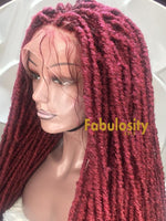 Locs Unit (Red)