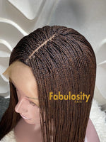 Micro million twists (Frontal 30 and 33 mix)
