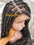 Cassie Goddess full lace wig