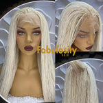 Elsie Blonde  (Million braids)
