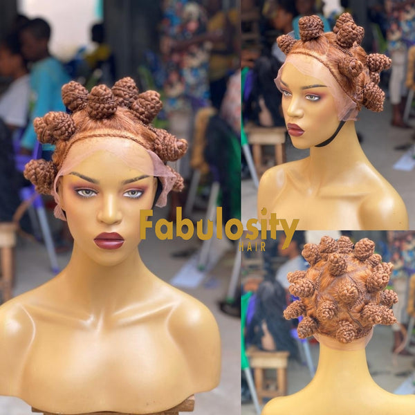 Poppy (Bantu Knots Inspired) 30